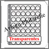 Pages GRANDE Champagne - TRANSPARENTES - Set de 5 Pages (42 Cases) + 5 Intercalaires (344398 ou CHAMP42C) Leuchtturm