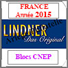 FRANCE 2015 - Blocs CNEP (T132-2015CNEP) Lindner