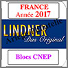 FRANCE 2017 - Blocs CNEP (T132-S47) Lindner