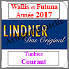 WALLIS et FUTUNA 2017 - Timbres Courants (T444/17-2017) Lindner