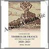 SPINK-MAURY - Timbres de FRANCE - Edition 2020-2021 (1760-20) Maury