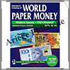 WORLD PAPER MONEY - De 1961 à Nos Jours - 24 ème Edition (1843-3-24) Krause
