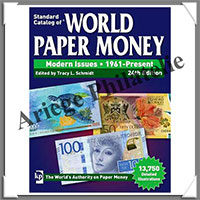 WORLD PAPER MONEY - De 1961 à Nos Jours - 24 ème Edition (1843-3-24)