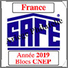 FRANCE 2019 - Jeu Blocs CNEP 2019 (2628/19) Safe