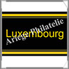 ETIQUETTE Autocollante - PAYS - LUXEMBOURG (Pays Luxembourg) Safe
