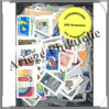 Luxembourg - 250 Grammes de Timbres (Fragments) Loisirs et Collections