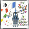 50ème SALON - 1996 -  Salon Philatélique de PARIS (CNEP N°23) CNEP