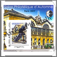 PARIS - 2017 -  Salon d'Automne (CNEP N°75)